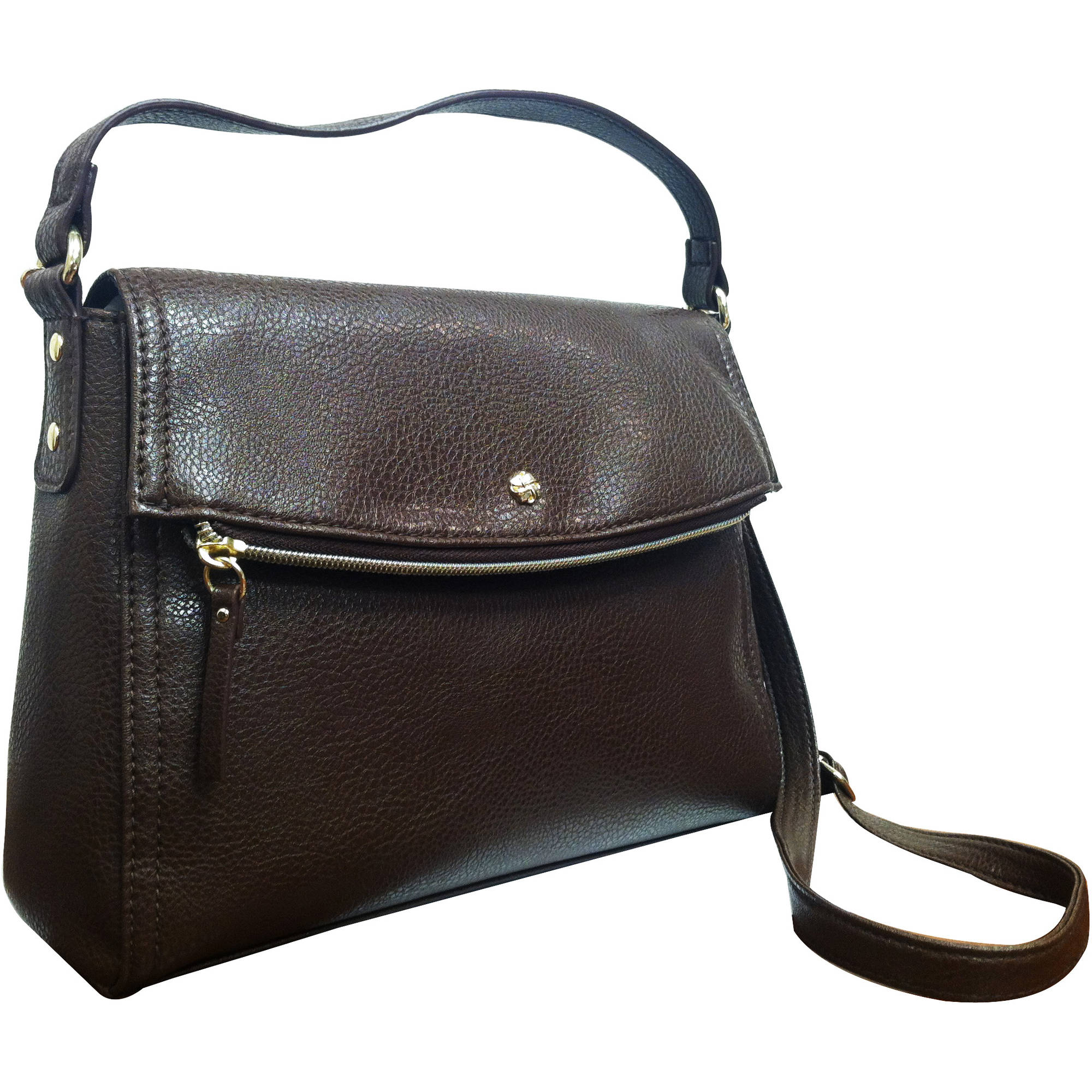 George Women's Crossbody Flap Handbag