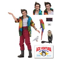 "Ace Ventura: Pet Detective - 8"" Clothed Action Figure - Ace Ventura"