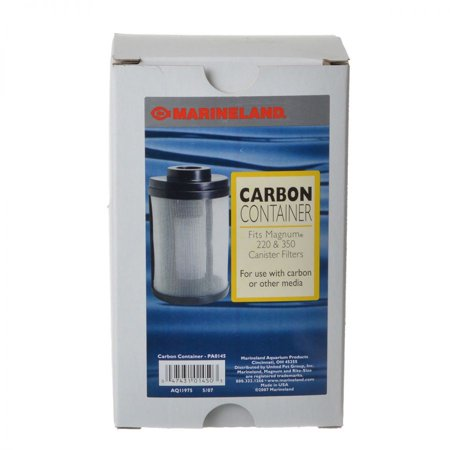 Marineland Magnum Carbon Container Fits 220 & 350 - Pack of 2