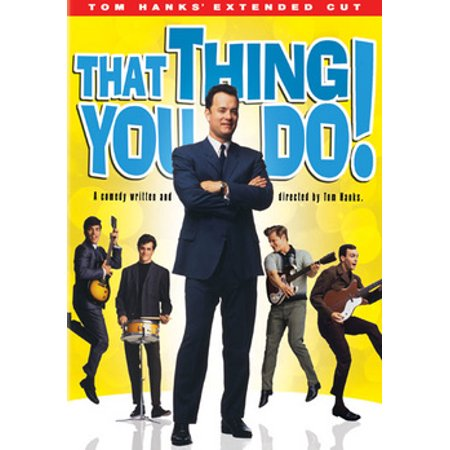 That Thing You Do! (DVD) - Thing 1 And Thing 2 Iron On