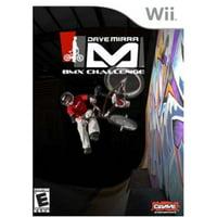 Dave Mirra BMX Challenge - Nintendo Wii