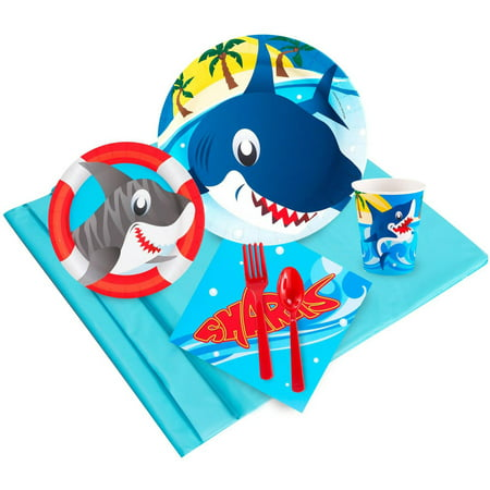 Sharks Party Pack](Sharks Party Supplies)