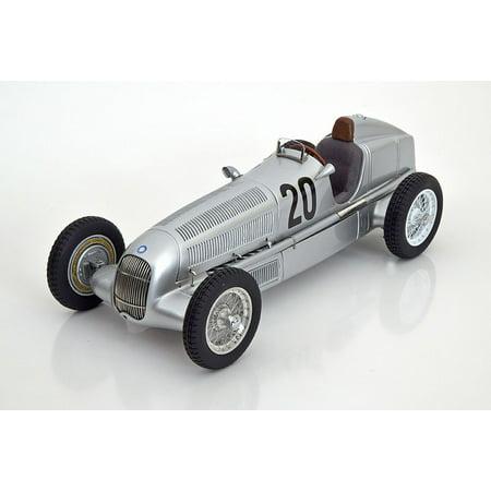 Mercedes W25 #20 1934 Eifelrennen #20 M.V.Brauchitsch Limited to 2000pc 1/18 Diecast Model Car