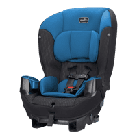 Evenflo Sonus65 Convertible Car Seat, Sound Wave