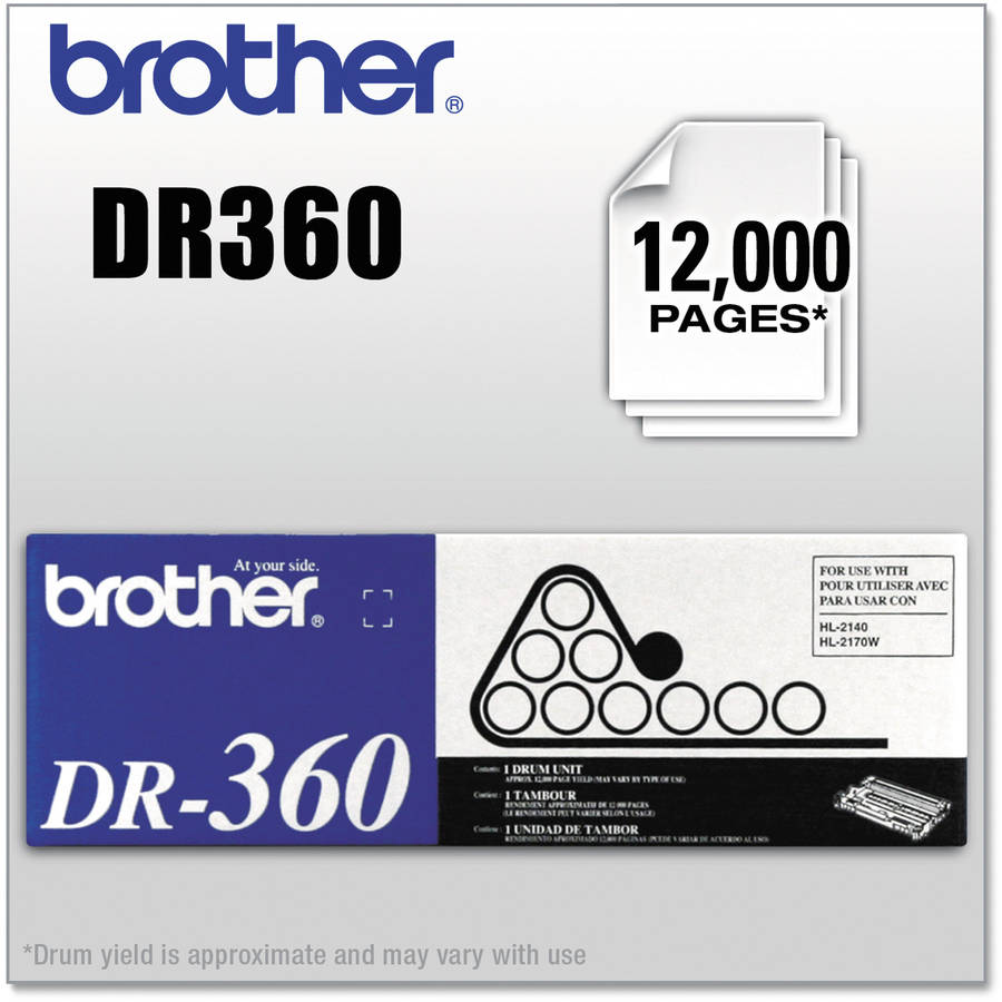 Brother Drum Cartridge (DR360)
