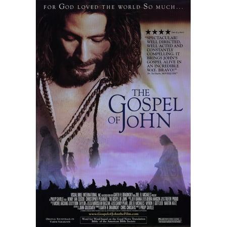 The Gospel of John (2003) 11x17 Movie Poster