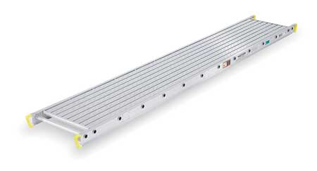 WERNER Two-Person Scaffolding Stage,16 Ft. L 2416 by Werner