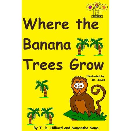 - Where the Banana Trees Grow - eBook