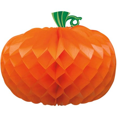 Pumpkin Halloween Centerpiece Decoration, 10.75 in, 1ct (Halloween Centerpieces Pinterest)