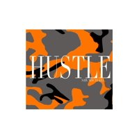 Hustle camouflage Sir Michael Artist creative Journal (Paperback)