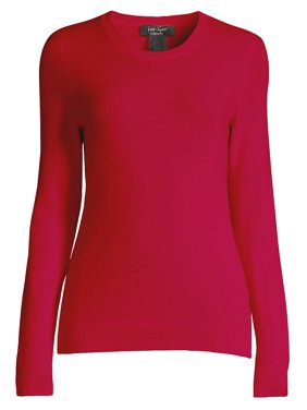 Essential Cashmere Crewneck Sweater