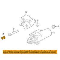 Dodge CHRYSLER OEM 07-09 Sprinter 2500 3.0L-V6-Starter Cap 5099209AB