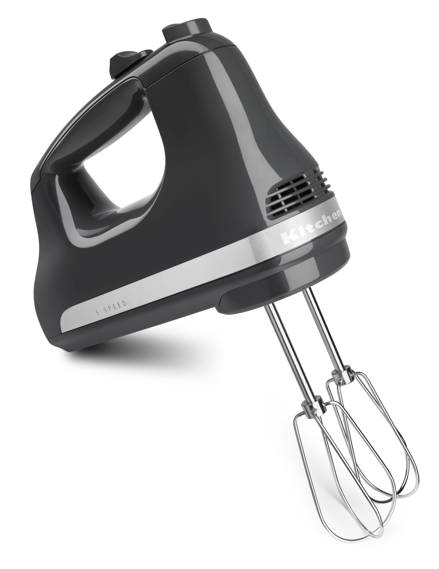 KitchenAid 5 Speed Ultra Power Hand Mixer, Tempest Grey