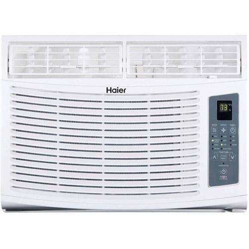 Haier ESA410N-L 10,000-BTU Air Conditioner, White