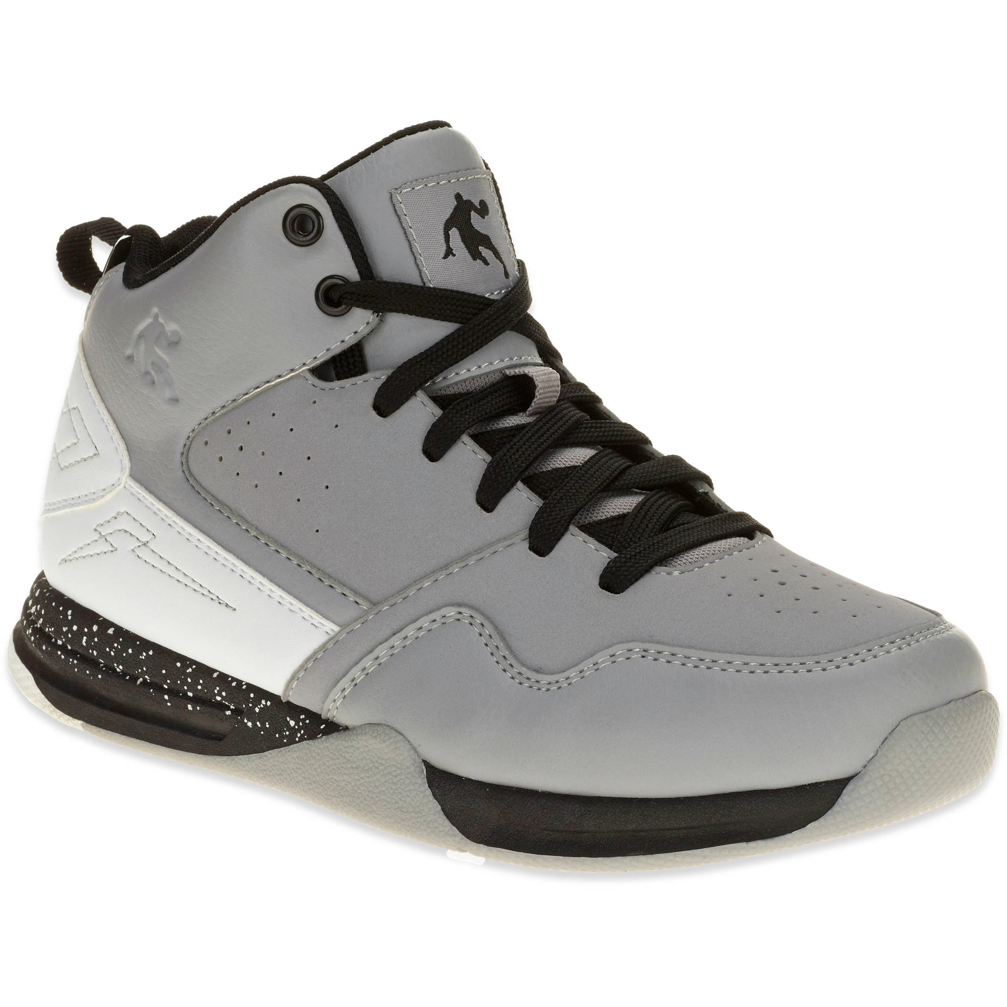 AND1 Boys' Retro Basketball Shoe
