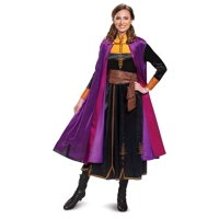 Frozen 2: Anna Deluxe Adult Costume