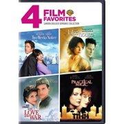4 FILM FAVORITES-SANDRA BULLOCK (DVD/4 DISC/LAKE H/2 WEEKS/PRACTICAL/IN LOV - Sandra Bullock Halloween