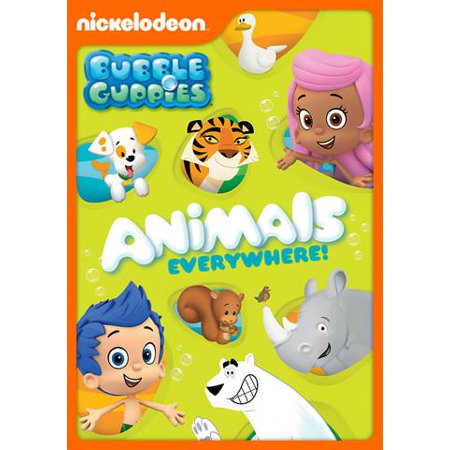 Bubble Guppies: Animals Everywhere (Vudu Digital Video on Demand) - Bubble Guppies Movie