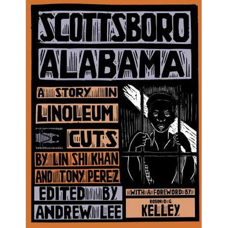 Scottsboro, Alabama : A Story in Linoleum Cuts
