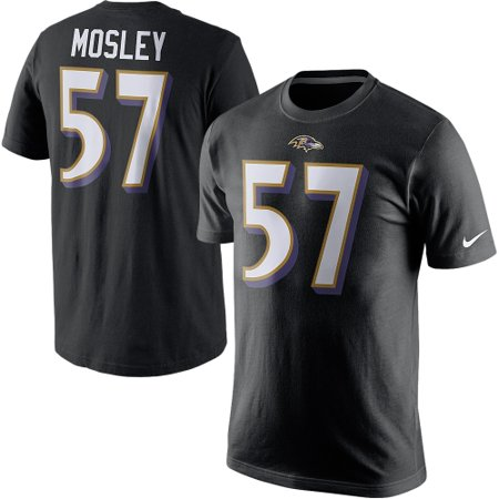 C.J. Mosley Baltimore Ravens Nike Player Pride Name & Number T-Shirt -
