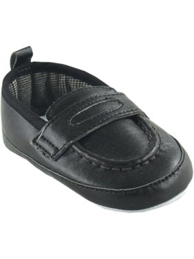 Newborn Baby Boys Slip-On Shoes