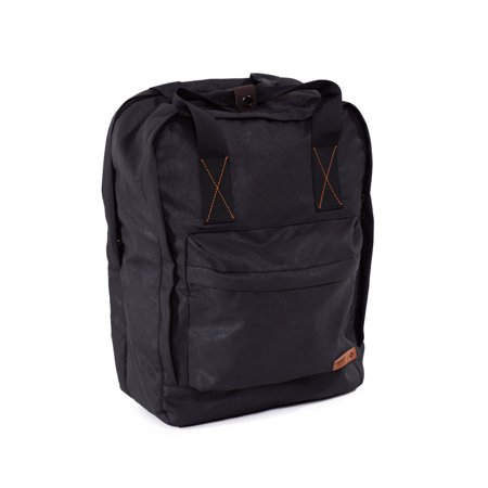 Wax-Coated Convertible Backpack from X-Ray Jeans