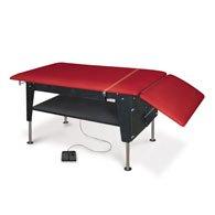 Hausmann 4702 Electric Hi-Lo Changing/Treatment Table-Claret