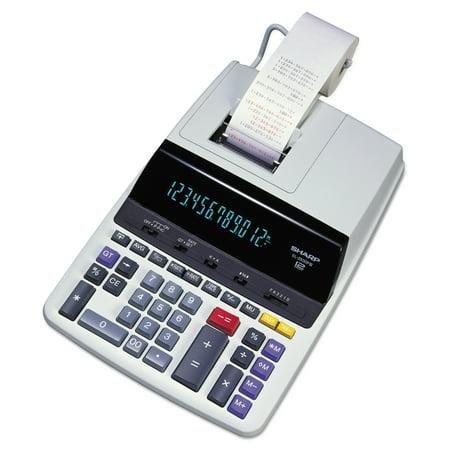 Sharp EL-2630PIII 12 Digit Commercial Printing (Thermal Printing Calculator)