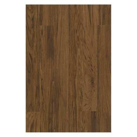 Armstrong NC037 Vinyl Tile Flooring,36in L x 4in W,PK24 G2424978, Brown