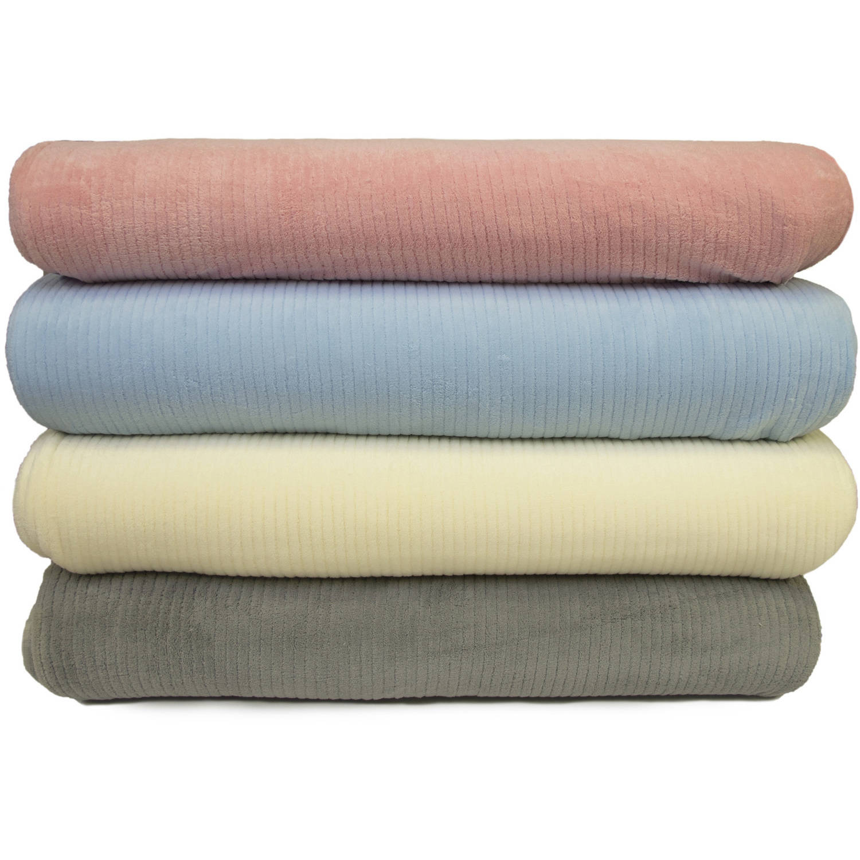 "David Textiles Chenille Plush 36"" x 60"" Baby-Soft Fabric, 1 Each"