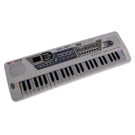 MQ-4918 49 Key Childs Toy Mini Electronic Keyboard - Music Workstation (Electronic Keyboard Mini)