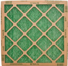 """Flanders (4 Filters), 12"""" X 20"""" X 1"""" Precisionaire Nested Glass Air Filter"""