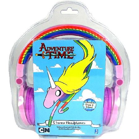Adventure Time Lady Rainicorn Headphones (Adventure Time Lady Rainicorn)