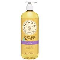 Burt's Bees Baby Shampoo & Wash, Calming Tear Free Baby Soap