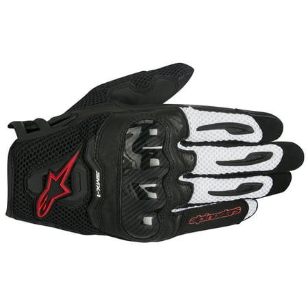 Alpinestars SMX-1 Air Mens Gloves (Alpinestars Scheme Kevlar Gloves)
