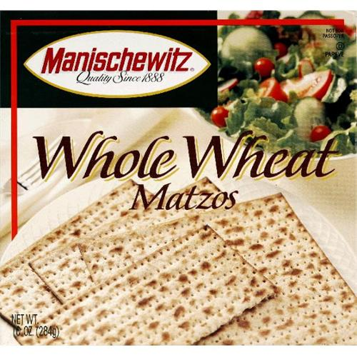 ***Discontinued***MAN WHOLE WHEAT MAT