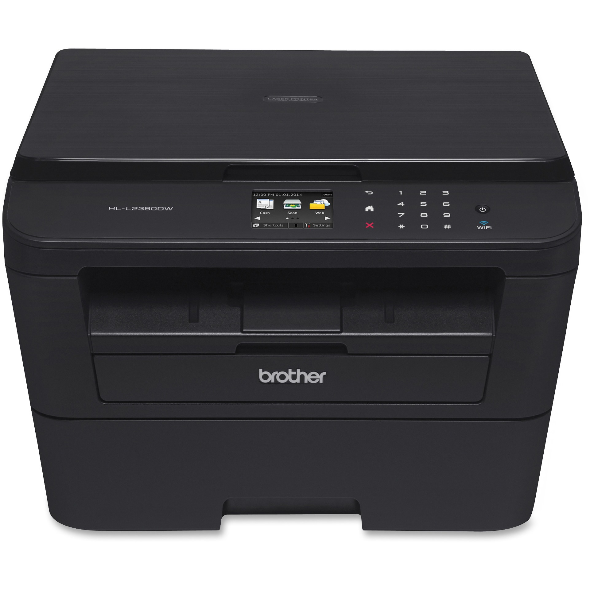 HL-L2380DW Monochrome Laser Printer