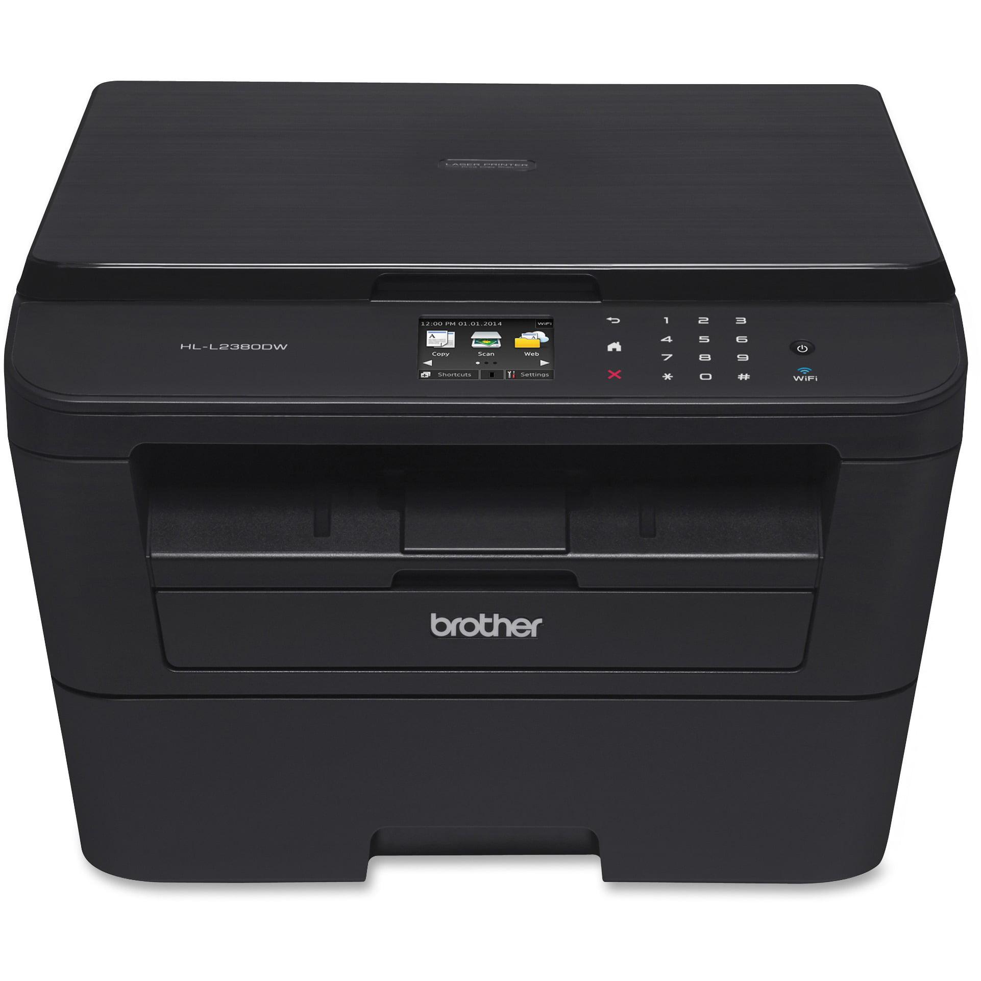 HL-L2380DW Monochrome Laser Printer