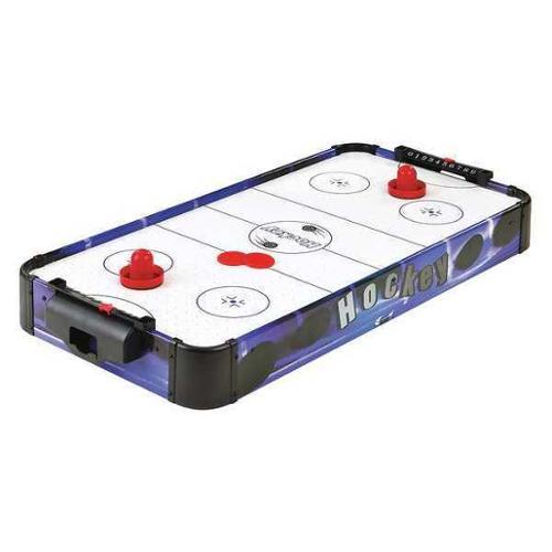 HATHAWAY BG1013T3 Portable Air Hockey Table,32in.Lx16in.W G2438095 by HATHAWAY