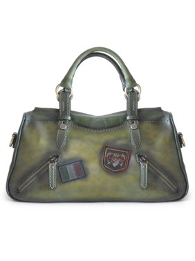 85b380e441a Product Image Pratesi Womens Italian Leather Abetone Large Handbag Tote in  Cow Leather