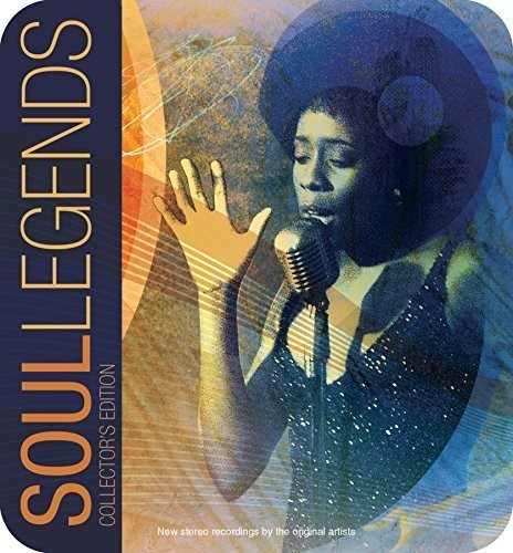 Soul Legends / Various (CD)