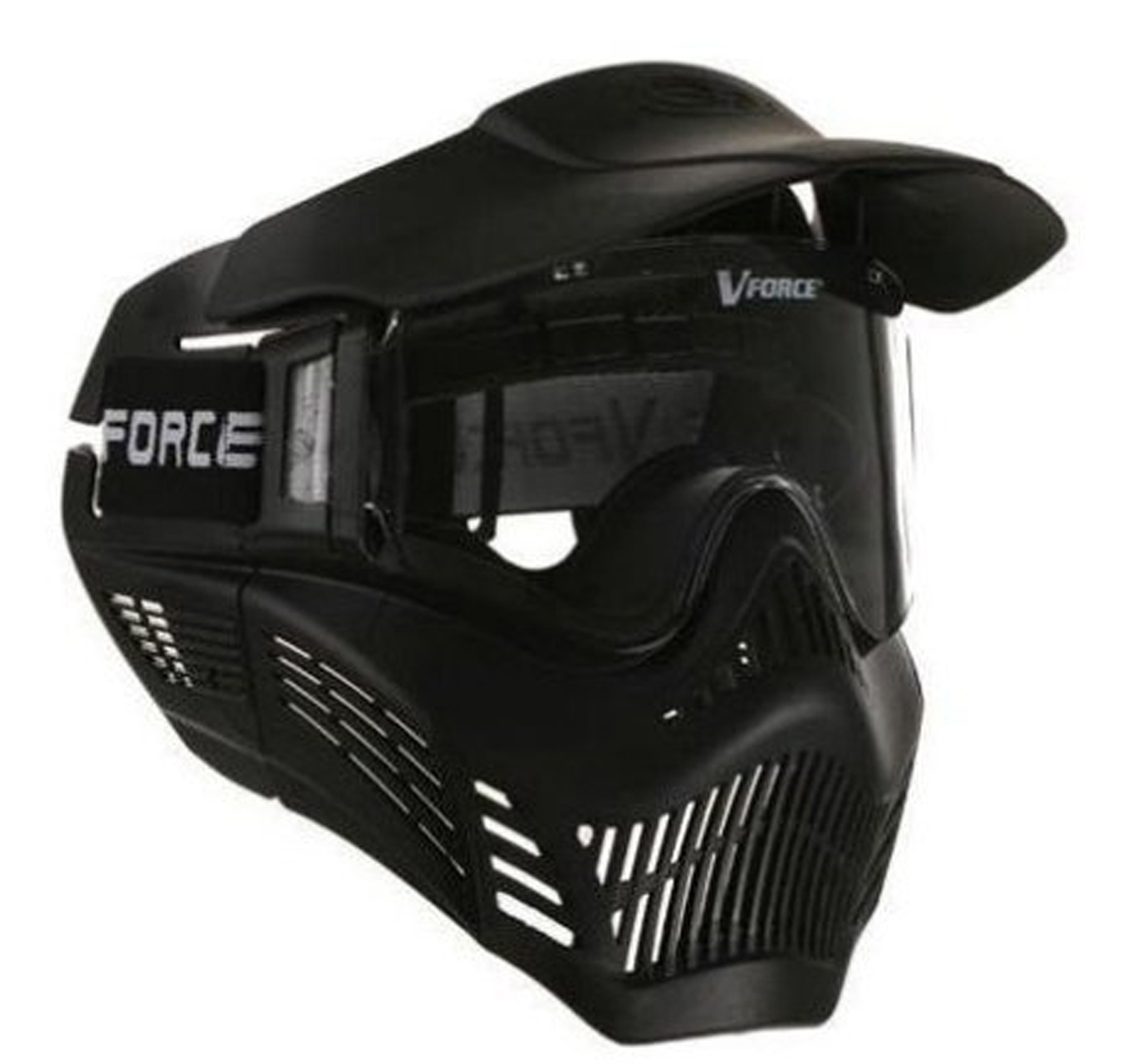 VForce Armor Field Paintball Goggle Mask - Black