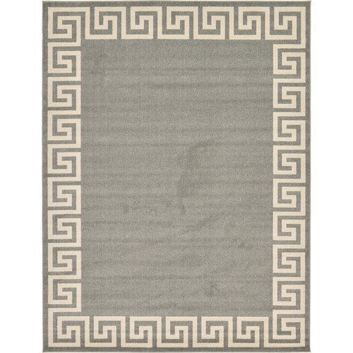 SheetWorld Willa Arlo Interiors Cendrillon Gray Area Rug
