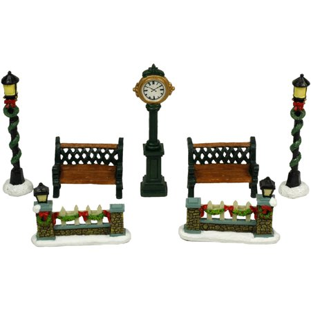 Holiday Time Christmas 7-Piece Accessory Set