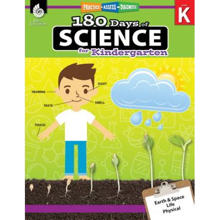 180 Days of Science for Kindergarten (Grade K) : Practice, Assess, - Halloween For Kindergarten Online
