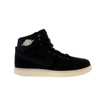 c17615bfd83e Nike Men s Air Jordan 1 Ko High Og Obsidian   White - Metallic Red Bronze  High ...