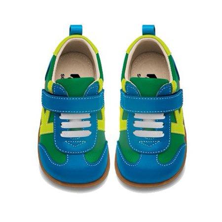 See Kai Run - See Kai Run Leonardo K Trainer Green 3 - Walmart.com 93b8c2c71
