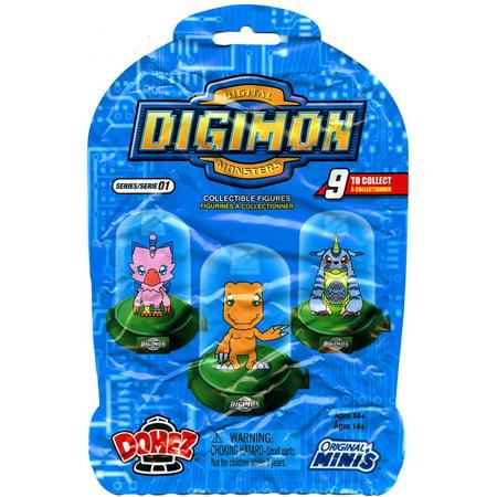 Digimon Domez Blind Pack