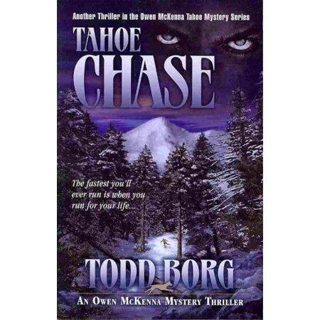 Tahoe Chase : An Owen McKenna Mystery Thriller