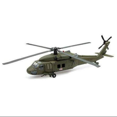 1:60 SIKORSKY UH-60 BLACK HAWK